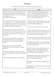 purple hibiscus review purple hibiscus gcse study guide page 29 of 48 © zigzag education 2013 21
