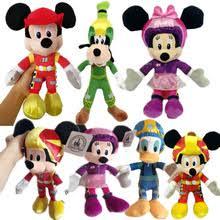 Плюшевые <b>игрушки</b> Микки и роудстер гонщик Микки Минни ...