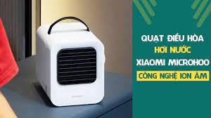 Quạt điều hòa hơi nước mini Xiaomi Microhoo - Chính hãng, Giá tốt