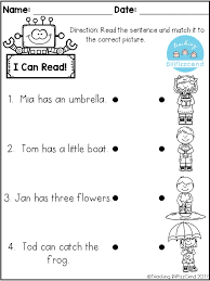 FREE Reading comprehension activities! Great for pre-k ...