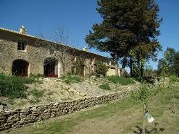agence immobilière de prestige dans le luberon drôme provençale ancienne ferme entièrement rénovée en