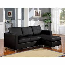 small space sectional sofa. Full Size Of Ottoman: Stunningmall Blackectional Couch With Chaise Lounge Ottomanofasmall 25 Stunning Small Space Sectional Sofa O