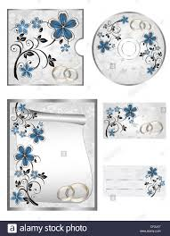 Wedding Cd Labels Wedding Cd Labels On A White Background Stock Photo 43699327 Alamy