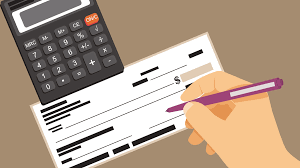 Pay Stub Calculator California Determining Alimony In California In 2019