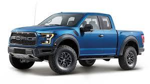 Maisto Diecast 2017 Ford F150 Raptor Pickup Truck