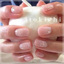 シェルネイルで夏ネイル福岡市中央区のネイル爪のお手入れサロンitokichi