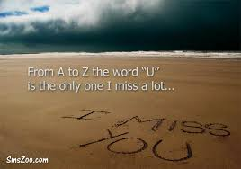 romantic miss you messages