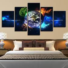 canvas hd prints posters home decor wall art framework 5 piece earth 4 season tree natural landscape paintings abstract pictures on home decor wall art australia with seasons tree wall art australia new featured seasons tree wall art