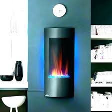wall mounted fireplace heater wall mount electric