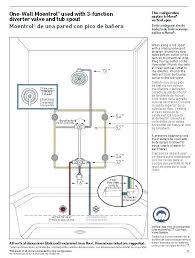 shower mixing valve installation shower valve installation provost triple shower mixer 2 com delta shower