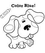 Small Picture BLUE Color Activity Sheet Repinned by Totetudecom Printables