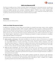 Rfp Response Cover Letter Format