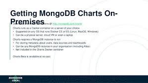 Mongodb Local Sydney Bringing Data To Life With Mongodb Charts