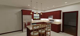Kitchen Can Lighting Spacing New Kitchen Recessed Lighting Layout Page 2 Electrician
