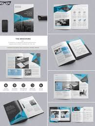 Corporate Brochure Template 24 Best InDesign Brochure Templates For Creative Business Marketing 4