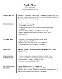 Resume Image Result For Download Two Page Sample Resume Format Job