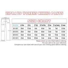 Zipravs Best Ladies Lightweight Hiking Trousers Golf Pants