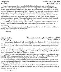 Book Review Sample - Content Writings