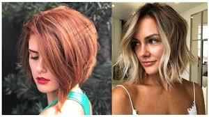 اجمل قصات شعر قصير احدث قصات شعر قصيره جديده Gorgeous Short Haircuts 2019