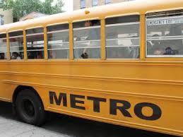 School Bus Driver Beaten In Road Rage Incident Report Says