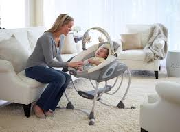 Amazon.com : Graco Glider LX Baby Swing, Albie : Baby