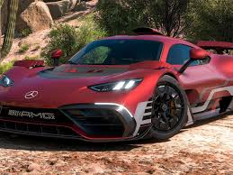 Mercedes-AMG Project One Stars In New Forza Horizon 5 Footage