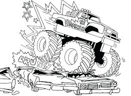 Free Truck Coloring Pages Printable Coloring Pages Of Trucks And