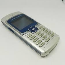 SONY ERICSSON T230 MOBILE PHONE ...