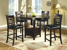 round kitchen table set. Tall Round Kitchen Table Dining And Chairs Stools  Room Is Also Kind Of Bar Height Round Kitchen Table Set
