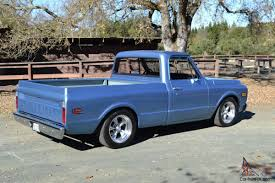 Chevy C10 Short Bed Fleetside Big Window