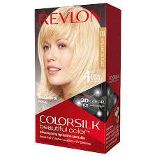 revlon colorsilk beautiful color 03 ultra light sun blonde