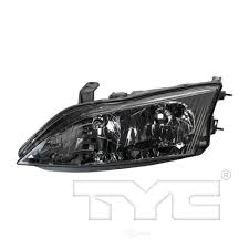 1997 Lexus Es300 Fog Lights Tyc Headlight Assembly 1997 2001 Lexus Es300 Headlight