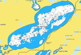 Otter Tail Lake Mn Northland Fishing Tackle
