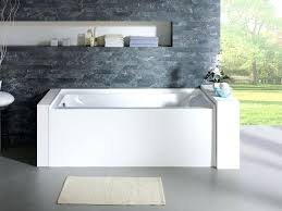 30 bathtub x white rectangle alcove soaking bathtub left acrylic bathtub 30 x 60 30 x 30 bathtub acrylic 30 x
