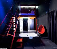 Outer Space Bedroom Space Themed Bedroom