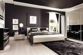 Black And White Decorations For Bedrooms Stunning Home Bedroom Designer Ideas With Pure White Wall Color As