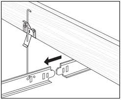 Hanger Wire Gauge Chart Drop Ceiling Installation Ceilings Armstrong Residential