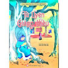 Sách - Kho Tàng Truyện Cổ Tích Việt Nam - Tú Uyên Giáng Kiều