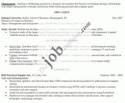 Iu Resume Template Kelley School Of Business Resume Template Resumes And Cover Letters 8