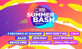 Metro By T Mobile Exclusive Ticket Offer For The B96 Pepsi Summer Bash On Saturday June 22 At 6 30 P M