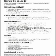 40ejemplos De Resume En Ingles Statement Letter Impressive Resume En Ingles