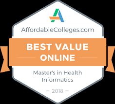 29 Affordable Online Master S Degrees In Health Informatics