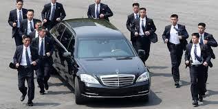Самые новые твиты от mercedes north⬆️ (@mercedesnorthup): How Kim Jong Un Got Mercedes Benz Pullman Limos Home To North Korea