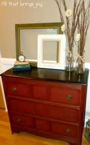 painted red furniture. Annie Sloan Primer Red Dresser Painted Furniture