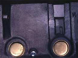 automotive cooling systems a short course on how they work plugging these holes is the job of the ze out plug these plugs are steel discs or cups that are press fit in the holes in the side of the engine block