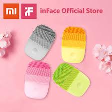 Xiaomi Mijia InFace электрическая звуковая <b>щетка для очищения</b> ...