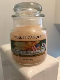 Carolina Designs Ltd Candles Yankee Candle Small Jar Usa Exclusive Limited Edition Rare