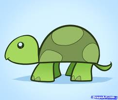 Small Picture How to Draw a Turtle for Kids Step by Step Animals For Kids For