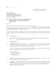 Letter Of Intent Real Estate Letter Of Intent Pdf Real Estate Fishingstudio 6