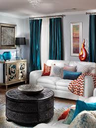Transitional Living Room Design Glamorous Transitional Living Room Natasha Eustache Garner Hgtv